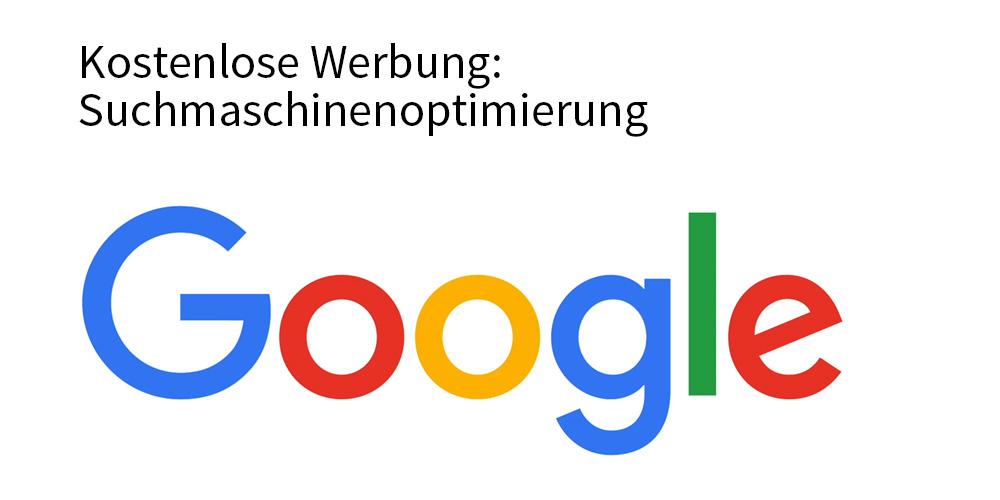 google suchmaschinenoptimierung